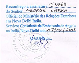 Agreement Attestation for Angola in Kakinada, Agreement Legalization for Angola , Birth Certificate Attestation for Angola in Kakinada, Birth Certificate legalization for Angola in Kakinada, Board of Resolution Attestation for Angola in Kakinada, certificate Attestation agent for Angola in Kakinada, Certificate of Origin Attestation for Angola in Kakinada, Certificate of Origin Legalization for Angola in Kakinada, Commercial Document Attestation for Angola in Kakinada, Commercial Document Legalization for Angola in Kakinada, Degree certificate Attestation for Angola in Kakinada, Degree Certificate legalization for Angola in Kakinada, Birth certificate Attestation for Angola , Diploma Certificate Attestation for Angola in Kakinada, Engineering Certificate Attestation for Angola , Experience Certificate Attestation for Angola in Kakinada, Export documents Attestation for Angola in Kakinada, Export documents Legalization for Angola in Kakinada, Free Sale Certificate Attestation for Angola in Kakinada, GMP Certificate Attestation for Angola in Kakinada, HSC Certificate Attestation for Angola in Kakinada, Invoice Attestation for Angola in Kakinada, Invoice Legalization for Angola in Kakinada, marriage certificate Attestation for Angola , Marriage Certificate Attestation for Angola in Kakinada, Kakinada issued Marriage Certificate legalization for Angola , Medical Certificate Attestation for Angola , NOC Affidavit Attestation for Angola in Kakinada, Packing List Attestation for Angola in Kakinada, Packing List Legalization for Angola in Kakinada, PCC Attestation for Angola in Kakinada, POA Attestation for Angola in Kakinada, Police Clearance Certificate Attestation for Angola in Kakinada, Power of Attorney Attestation for Angola in Kakinada, Registration Certificate Attestation for Angola in Kakinada, SSC certificate Attestation for Angola in Kakinada, Transfer Certificate Attestation for Angola